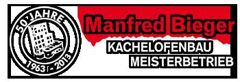 Bieger Kachelofenbau Meisterbetrieb in Gammertingen